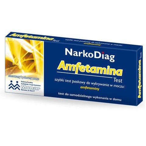 TEST Narkodiag Amfetamina