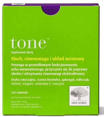 TONE x 120 tabletek