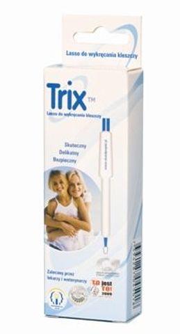 TRIX - przyrząd do usuwania kleszczy