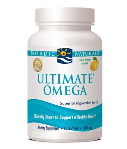Ultimate Omega x 60 kapsułek - data ważności 28-02-2019r.