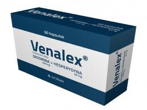 VENALEX x 60 kapsułęk